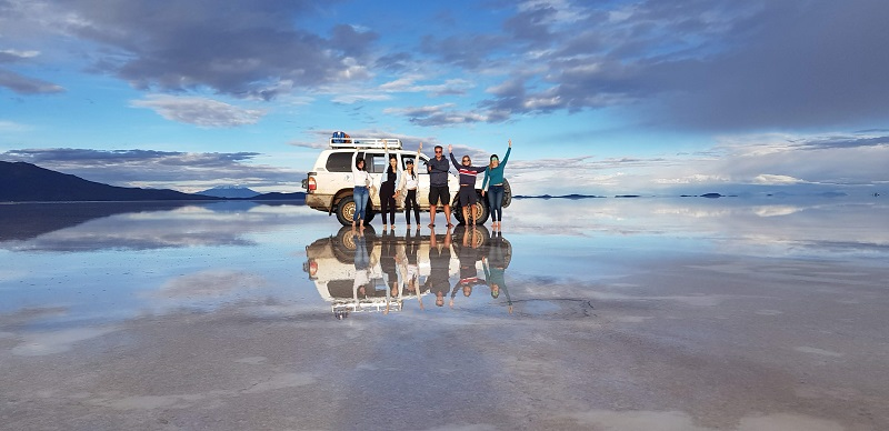 Salar de Uyuni - World White Travel